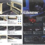 New Suzuki Jimny accessories brochure illumination