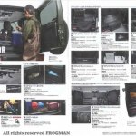 New Suzuki Jimny accessories brochure outdoor gear