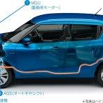 Suzuki Swift Hybrid HEV drivetrain