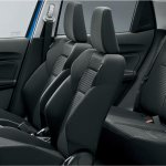 Suzuki Swift Hybrid HEV interior cabin