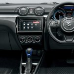 Suzuki Swift Hybrid HEV interior dashboard