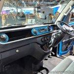 Tata Intra Auto Expo 2018 dashboard