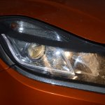 Tata Nexon AMT headlamp and LED DRL