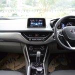 Tata Nexon AMT interior dashboard