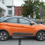 Tata Nexon AMT profile