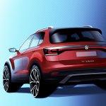 VW T-Cross teaser image