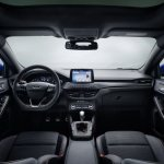 2018 Ford Focus interior dashboard
