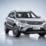 2018 Ford Territory China spec