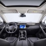2018 Ford Territory interior China spec