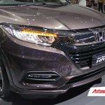 2018 Honda HR-V facelift front GIIAS 2018