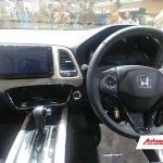 2018 Honda HR-V facelift interior GIIAS 2018