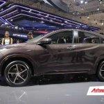 2018 Honda HR-V facelift side GIIAS 2018