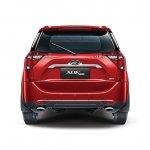 2018 Mahindra XUV500 rear