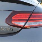 2018 Mercedes-AMG C 63 S Cabriolet (facelift) C 63 S badge