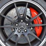 2018 Mercedes-AMG C 63 S Cabriolet (facelift) brake