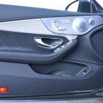 2018 Mercedes-AMG C 63 S Cabriolet (facelift) door panel details