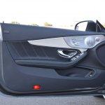 2018 Mercedes-AMG C 63 S Cabriolet (facelift) door panel