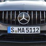 2018 Mercedes-AMG C 63 S Cabriolet (facelift) front grille