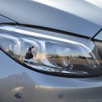 2018 Mercedes-AMG C 63 S Cabriolet (facelift) headlamp side view