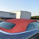 2018 Mercedes-AMG C 63 S Cabriolet (facelift) roof