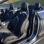 2018 Mercedes-AMG C 63 S Cabriolet (facelift) seats