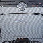 2018 Mercedes-AMG C 63 S Cabriolet (facelift) storage space
