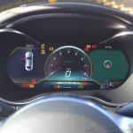 2018 Mercedes-AMG C 63 S Coupe (facelift) instrument cluster