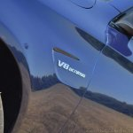 2018 Mercedes-AMG C 63 S (facelift) V8 biturbo badge