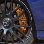 2018 Mercedes-AMG C 63 S (facelift) carbon ceramic brake