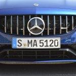 2018 Mercedes-AMG C 63 S (facelift) front grille