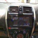 2018 Nissan Micra touchscreen