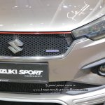 2018 Suzuki Ertiga Sport Concept grille GIIAS 2018