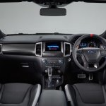 Ford Ranger Raptor dashboard