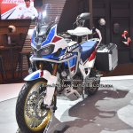 Honda Africa Twin Adventure Sport at GIIAS 2018 front left quarter
