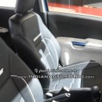 Ignis Suzuki Sport front seats at GIIAS 2018