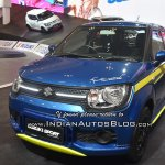 Ignis Suzuki Sport front three quarters at GIIAS 2018