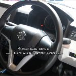 Ignis Suzuki Sport interior at GIIAS 2018