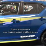 Ignis Suzuki Sport profile at GIIAS 2018