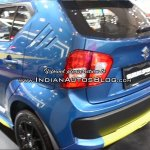 Ignis Suzuki Sport rear three quarters at GIIAS 2018