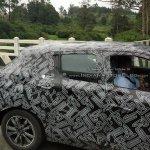 Indian-spec Nissan Kicks exterior spy shot