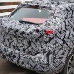 Indian-spec Nissan Kicks rear fascia spy shot