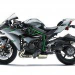 Kawasaki Ninja H2 Carbon Side Profile