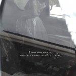 Mahindra Marazzo rear seat spied