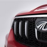 New Mahindra Pik-Up (facelift) front grille