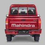 New Mahindra Pik-Up (facelift) rear
