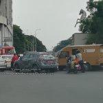 Nissan Kicks spy shot India