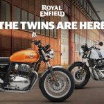 Royal Enfield Continental GT 650 and Royal Enfield Interceptor 650