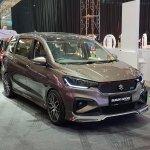 Suzuki Ertiga Sport Concept front quarter GIIAS 2018