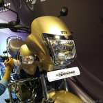 TVS Radeon headlight