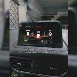 Tata Nexon Apple CarPlay screen interface